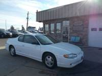 2000 Chevrolet Monte Carlo SS 2dr Coupe