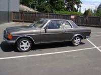 1978 Mercedes-Benz 280-Class 280CE 2dr Coupe