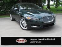 Used 2012 Jaguar XF Supercharged in Houston, TX