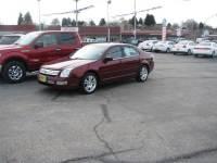 2007 Ford Fusion AWD V6 SEL 4dr Sedan