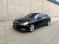 2013 Mercedes-Benz E-Class AWD E 350 Luxury 4MATIC 4dr Sedan