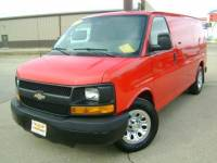 2011 Chevrolet Express Cargo 1500 3dr Cargo Van