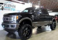 2018 Ford F-250 Super Duty 4x4 King Ranch 4dr Crew Cab 6.8 ft. SB Pickup