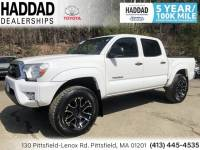 Certified Used 2014 Toyota Tacoma 4x4 in Pittsfield MA