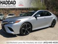 Certified Used 2018 Toyota Camry in Pittsfield MA