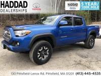 Certified Used 2016 Toyota Tacoma in Pittsfield MA