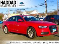 Used 2015 Audi A4 2.0T Premium (Tiptronic) in Pittsfield MA