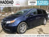Certified Used 2016 Honda Odyssey EX-L in Pittsfield MA
