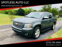 2011 Chevrolet Avalanche 4x2 LT 4dr Crew Cab Pickup