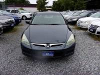 2006 Honda Accord EX V-6 4dr Sedan 5A w/Navi