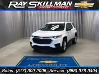 New 2019 Chevrolet Traverse LS FWD SUV