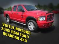 2005 Dodge Ram Pickup 1500 4dr Quad Cab SLT 4WD SB