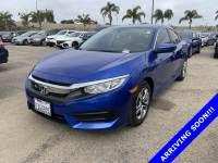 Used 2017 Honda Civic Sedan LX in Oxnard CA
