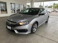 Used 2016 Honda Civic Sedan LX in Oxnard CA