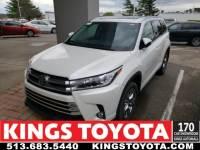 Certified Pre-Owned 2017 Toyota Highlander Limited Platinum Sport Utility in Cincinnati, OH
