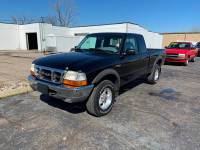 2000 Ford Ranger 2dr XL 4WD Extended Cab SB