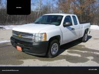 2013 Chevrolet Silverado 1500 4x2 Work Truck 4dr Extended Cab 6.5 ft. SB