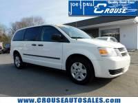 2010 Dodge Grand Caravan C/V 4dr Cargo Mini-Van
