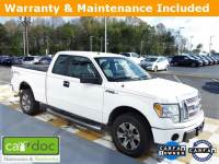 Used 2011 Ford F-150 STX Extended Cab Pickup For Sale in Johnson City near Kingsport, Bristol & Blountville | Tri-Cities Nissan