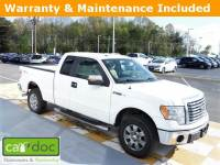 Used 2010 Ford F-150 XL Extended Cab Pickup For Sale in Johnson City near Kingsport, Bristol & Blountville | Tri-Cities Nissan