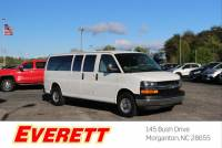 Pre-Owned 2017 Chevrolet Express 3500 LT RWD 15 Passanger RWD Large Van