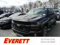 Certified Pre-Owned 2016 Chevrolet Silverado 1500 2LT Crew Cab Z71 4x4 4WD