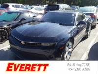 Certified Pre-Owned 2015 Chevrolet Camaro LT w/2LT RS RWD Coupe