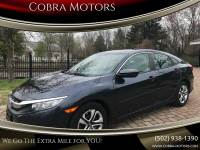 2018 Honda Civic LX 4dr Sedan CVT