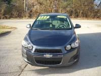 2013 Chevrolet Sonic LS Auto 4dr Sedan