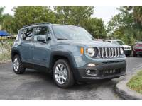 2018 Jeep Renegade Latitude 4dr SUV