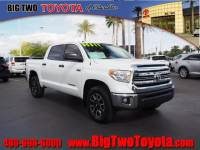 Certified Pre Owned 2016 Toyota Tundra SR5 4x4 SR5 CrewMax Cab Pickup SB (5.7L V8 FFV) for Sale in Chandler and Phoenix Metro Area