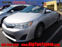 Used 2012 Toyota Camry LE LE Sedan in Chandler, Serving the Phoenix Metro Area