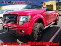 Used 2012 Ford F-150 4WD Supercrew 145 FX4 4x4 FX4 SuperCrew Styleside 5.5 ft. SB in Chandler, Serving the Phoenix Metro Area