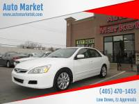 2006 Honda Accord EX V-6 4dr Sedan 5A