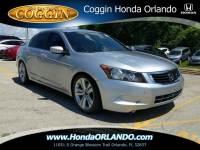 Pre-Owned 2008 Honda Accord 2.4 LX Sedan in Orlando FL