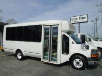2016 Chevrolet Express Cutaway 4500 2dr Commercial/Cutaway/Chassis 159 in. WB