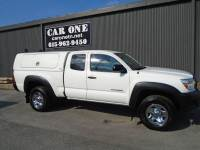 2014 Toyota Tacoma 4x2 PreRunner 4dr Access Cab 6.1 ft SB 4A