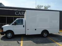 2014 Chevrolet Express Cutaway 3500 2dr Commercial/Cutaway/Chassis 139 in. WB