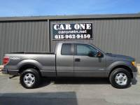 2014 Ford F-150 4x4 XLT 4dr SuperCab Styleside 6.5 ft. SB