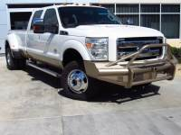 Used 2014 Ford F-350 Kingranch Dually 4X4 Crew Cab Truck in Yucca Valley