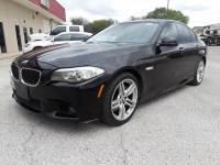 2011 BMW 5 Series 535i 4dr Sedan