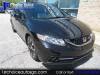 2013 Honda Civic Sdn 4dr Man Si