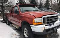 2000 Ford F-250 Super Duty 4dr XLT 4WD Extended Cab SB