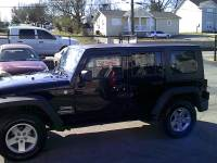 2010 Jeep Wrangler Unlimited 4x4 Sport 4dr SUV