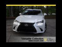 2016 Lexus GS 350 Luxury Tech Navigation Blind Spot Monitors Camera