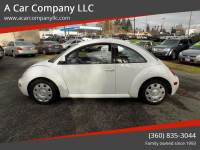 1998 Volkswagen New Beetle 2dr Coupe