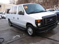 2010 Ford E-Series Wagon E-350 SD XLT 3dr Extended Passenger Van