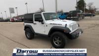 2015 Jeep Wrangler Rubicon 4x4 SUV For Sale in Madison, WI