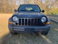 2006 Jeep Liberty Sport 4dr SUV