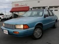 1993 Plymouth Acclaim 4dr Sedan